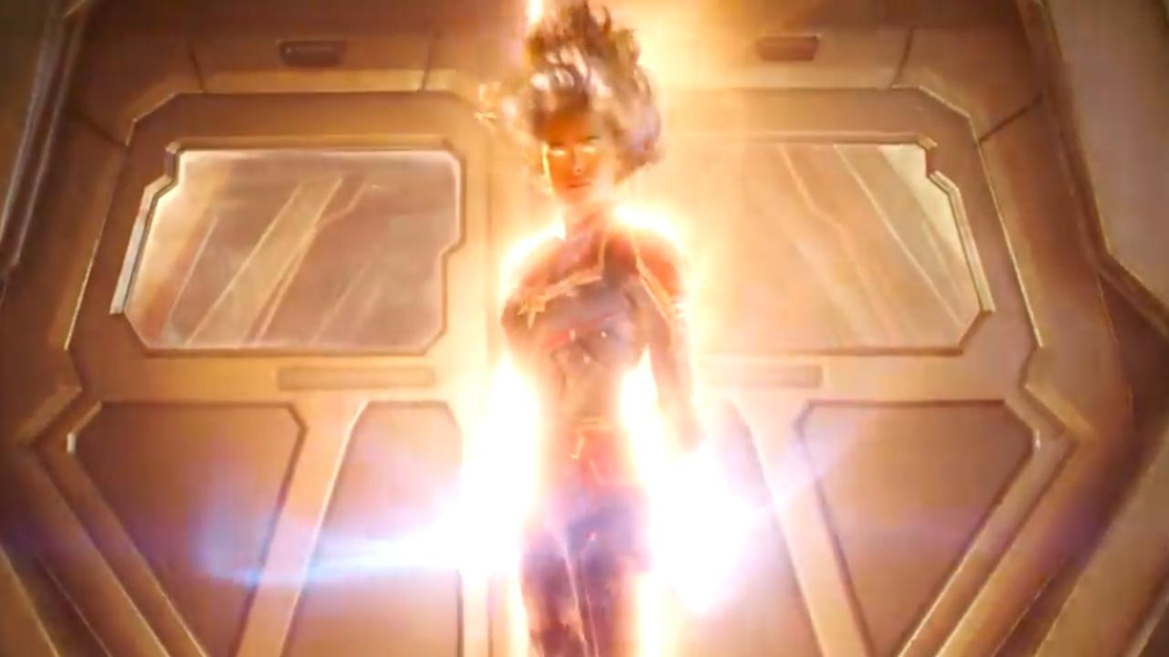 比驚奇更驚奇的事!全新《驚奇隊長》電影預告正式公開首圖