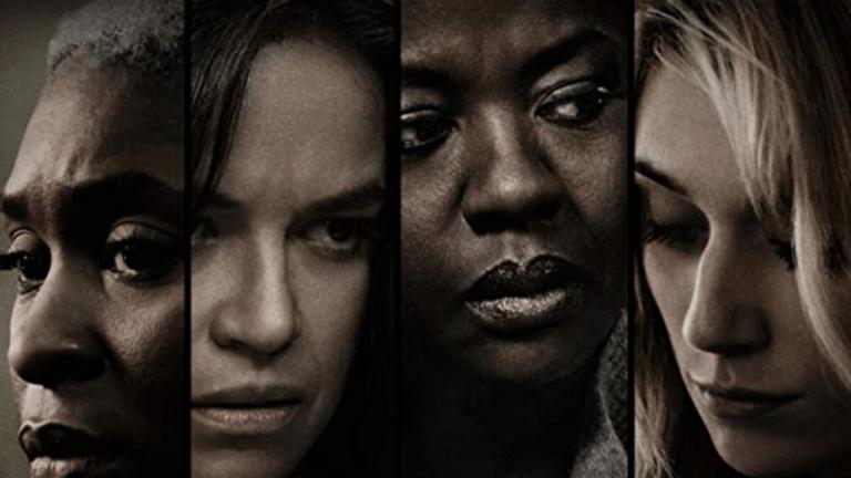《寡婦》隱藏在華麗演員陣容下,女性主義與種族歧視議題。