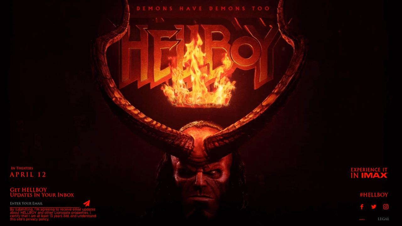 暗黑系英雄《地獄怪客:血后的崛起》最新預告公開! 2019 年 4 月台美同步上映首圖