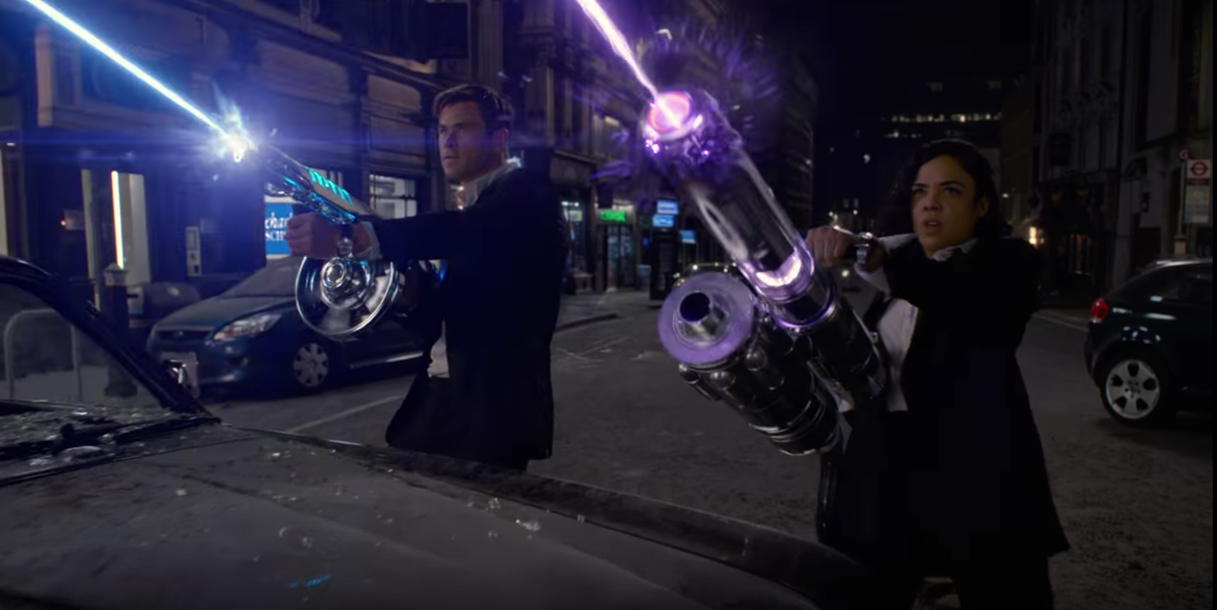 《MIB星際戰警:跨國行動》正式預告:H&M 探員登場!首圖