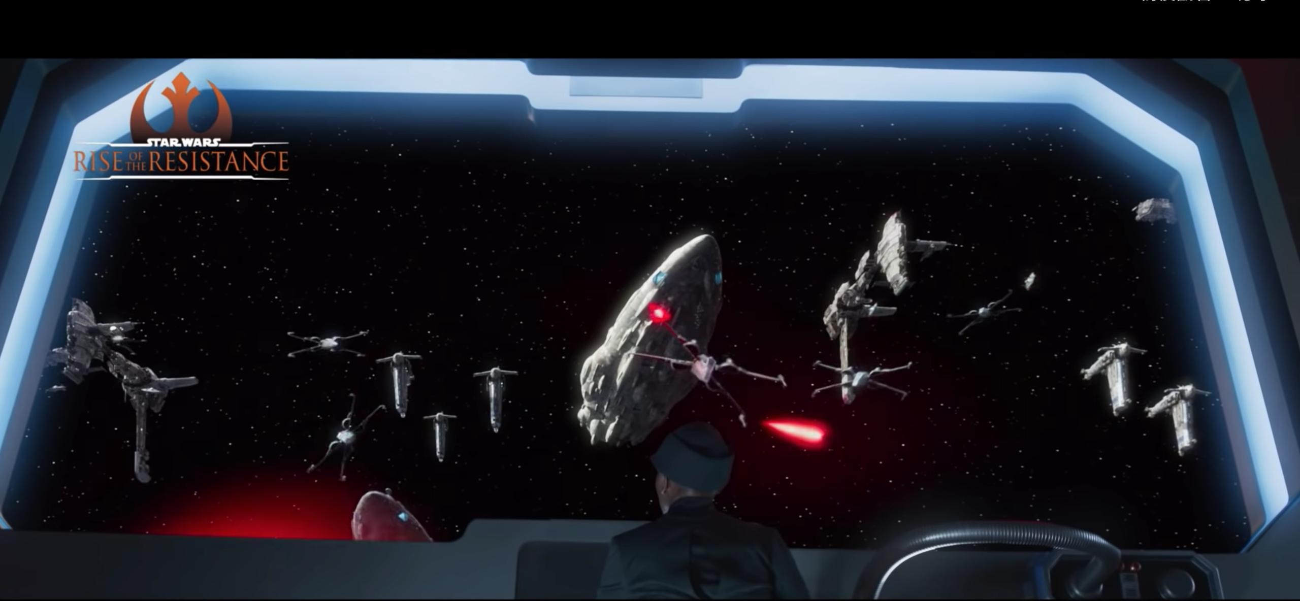2019夏季開幕 迪士尼星戰新園區「銀河邊緣」搶先看 :千年鷹號探險與對抗第一軍團凱羅忍首圖