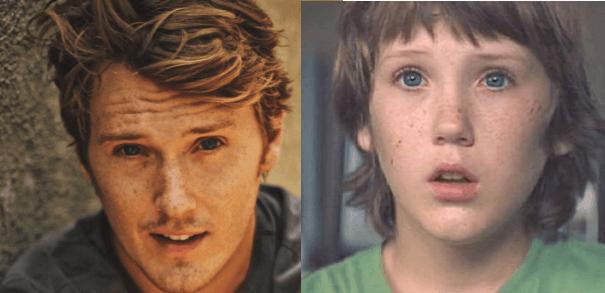 史班瑟・崔特・克拉克回歸飾演大衛鄧恩兒子的角色