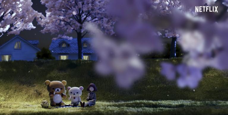 輕鬆小熊與小薰:拉拉熊影集