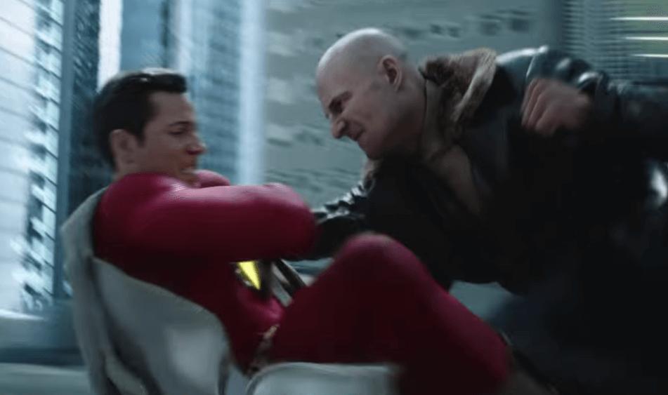 沙贊與希瓦納博士在 DC 超級英雄電影《沙贊!》最新預告中正面對決!