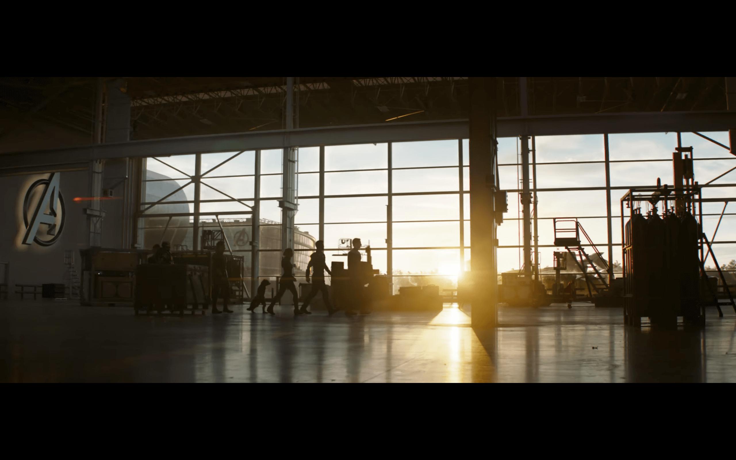最新!《復仇者聯盟4:終局之戰》(Avengers :Endgame)美國超級盃最新版預告釋出首圖