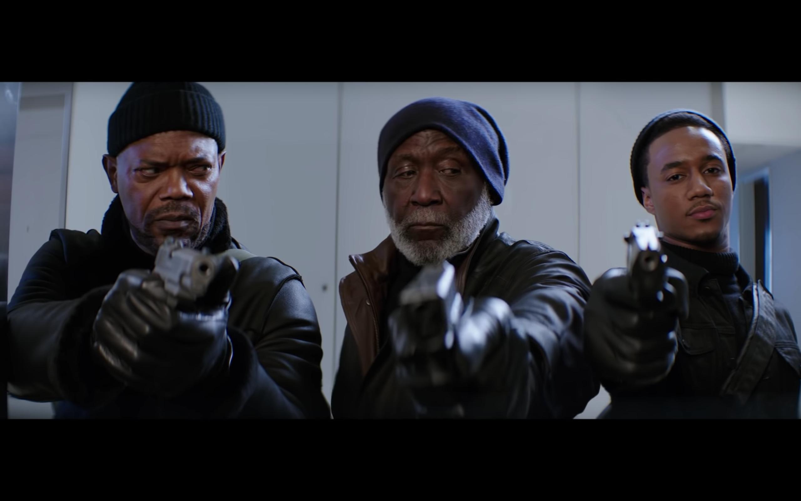 《新殺戮戰警》(Shaft) 2019全新電影預告  MDFK「黑豹」家族三代同堂伸張正義首圖