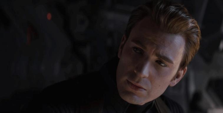 克里斯伊凡所飾演的「美國隊長」在漫威電影當中面臨許多失去與不捨,但他仍給出正面積極的感想,帶領復仇者迎向終局之戰。