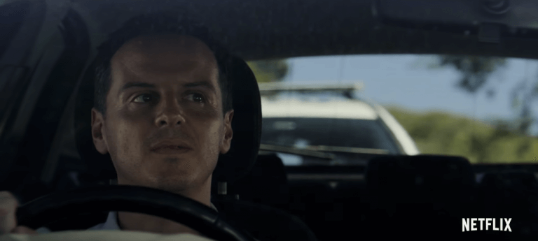 Netflix 話題影集《黑鏡》第五季請來曾出演《新世紀福爾摩斯》等熱門影劇的安德魯史考特加入陣容。