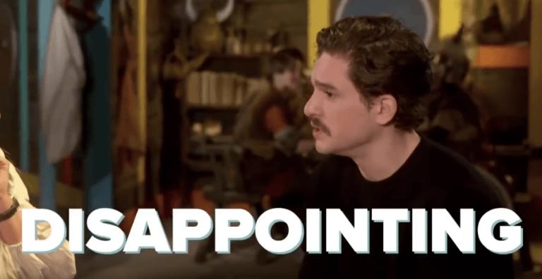 哈靈頓對於權力遊戲最終季感到「失望」