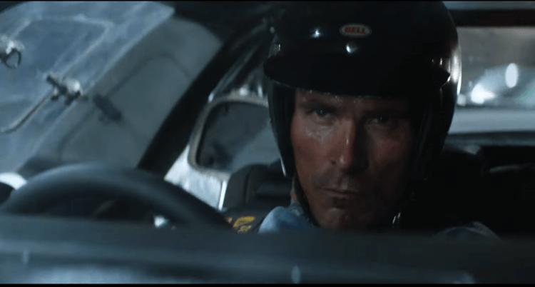 NEW !《賽道狂人》首支預告公開!克里斯汀貝爾與麥特戴蒙主演 1966年「福特挑戰法拉利」利曼24耐力經典賽事首圖
