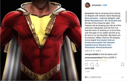 瑞德馬蘭茲的 Instagram 貼文