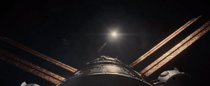 布萊德彼特監製主演!科幻電影《星際救援》即將上映。