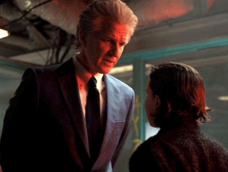 Netflix 影集《怪奇物語》系列中伊萊雯的「Papa」布萊納博士。