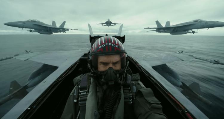 湯姆克魯斯 TOP GUN 正宗續集《捍衛戰士:獨行俠》首支預告登場  2020年上映首圖