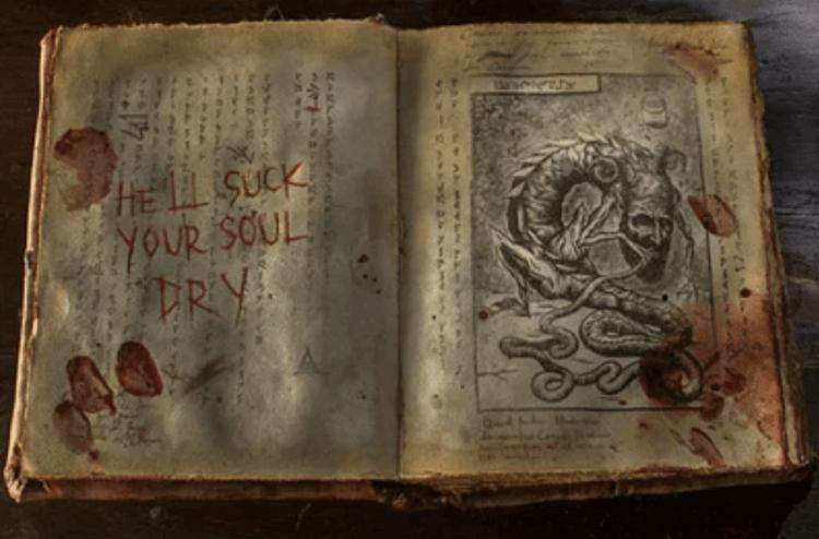 恐怖電影《鬼玩人》中的死者之書,其概念可說是源自洛夫克拉夫特的克蘇魯神話風格小說之中。