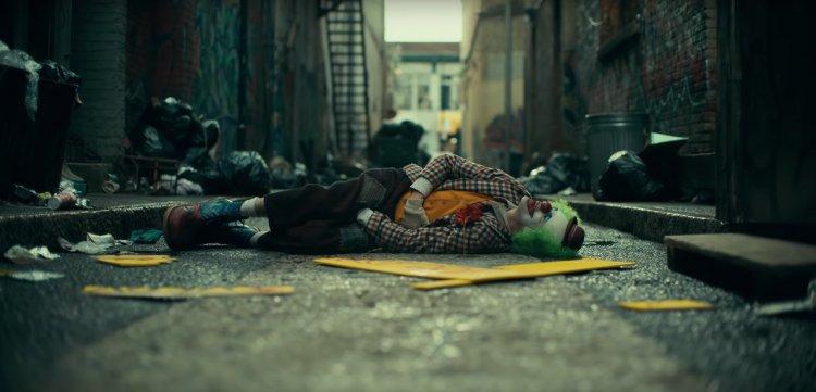 《小丑》(Joker) 劇照