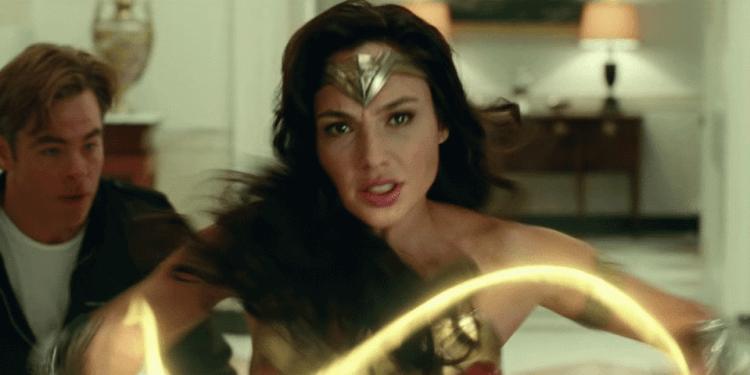 《神力女超人》獲得巨大成功