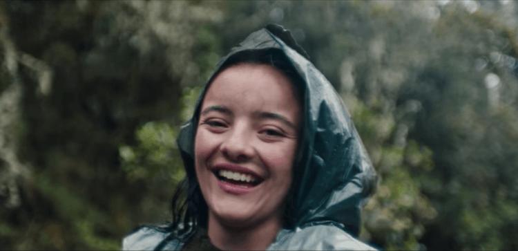 《失控少年兵團》飾演 Swede 的勞拉卡斯特里翁 (Laura Castrillón)。