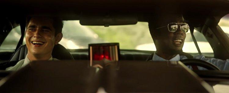 克里斯洛克 (Chris Rock) 和他的搭檔麥斯明格拉 (Max Minghella) 共同調查謀殺案