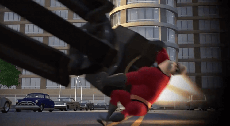 《超人特攻隊》(The Incredibles) 彩蛋
