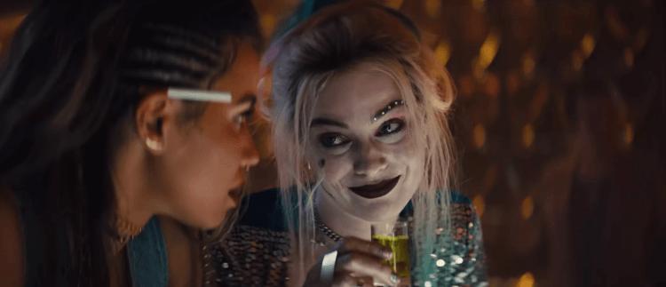 《猛禽小隊:小丑女大解放》「哈莉奎茵」瑪格羅比、「黑金絲雀」朱妮絲莫利特。