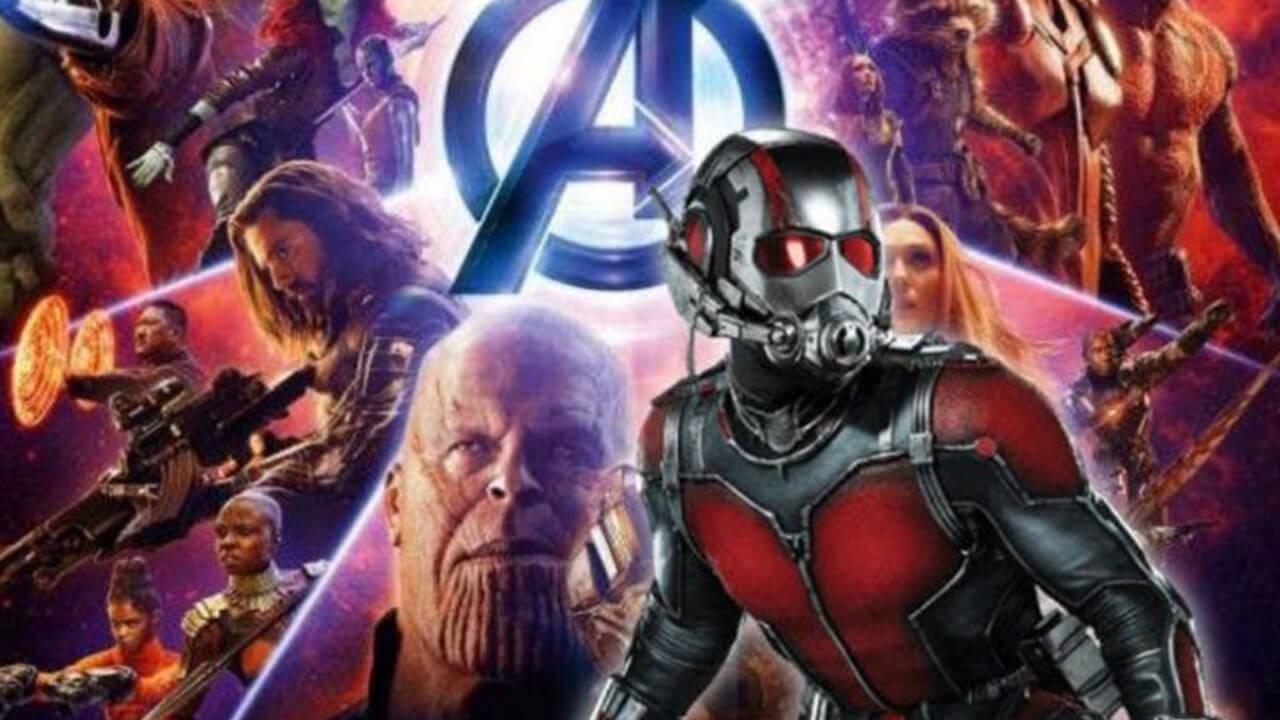「量子領域」:《蟻人與黃蜂女》是《復仇者4》打敗薩諾斯的重要關鍵?首圖