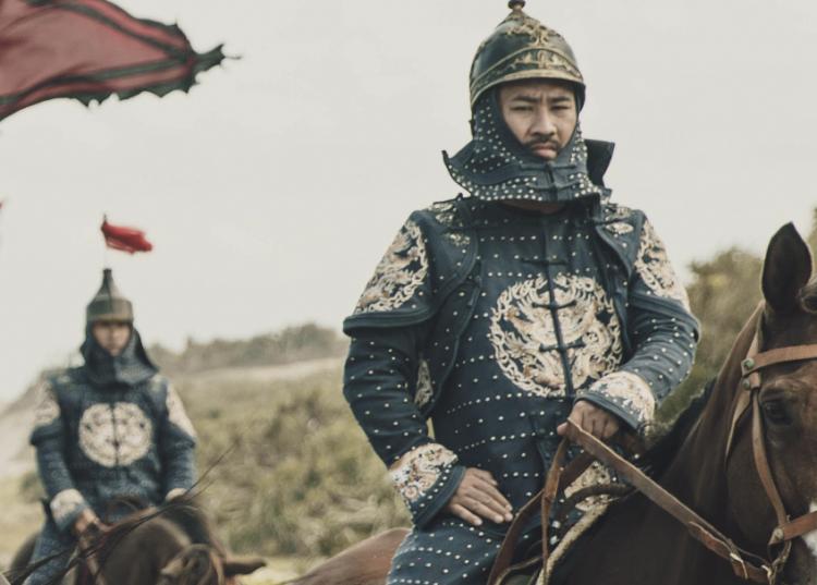被遺落的一族,從服裝一窺《斯卡羅》的人物秘密:清軍的布面甲。