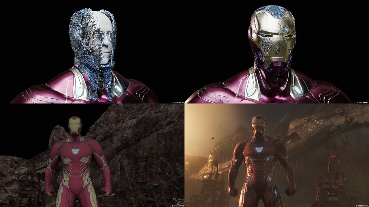 【電影背後】【復仇者聯盟】我要寫個「帥」字!鋼鐵人最新尖端裝甲視覺特效細節大揭密!