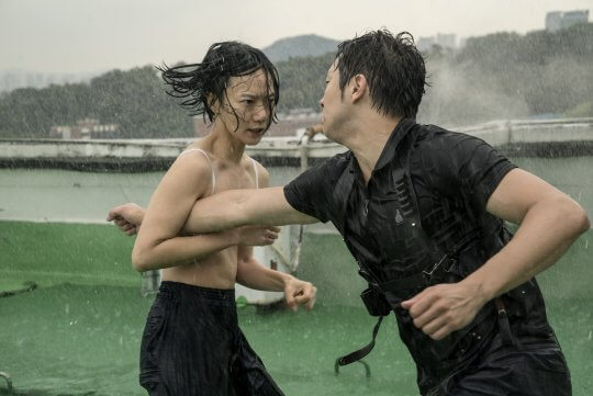 裴斗娜在《超感8人組》中表現相當亮眼