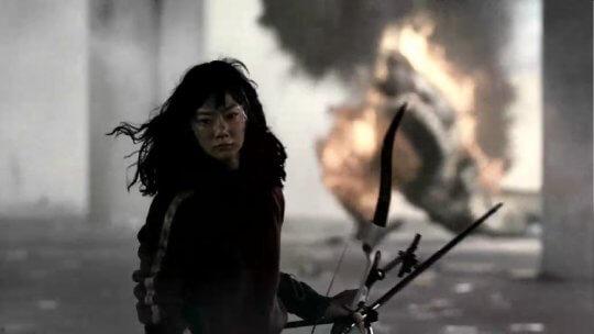 裴斗娜在《駭人怪物》中的情感渲染力十足