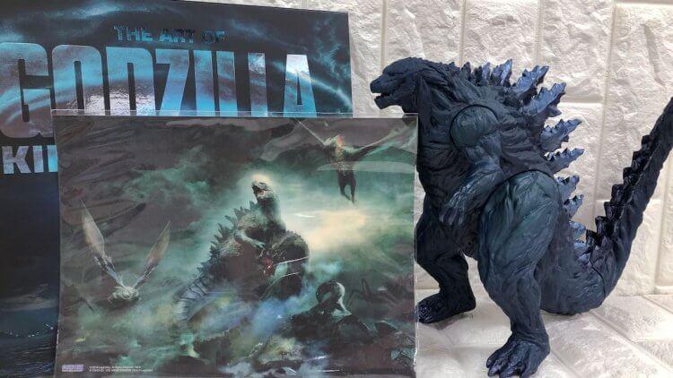怪獸宇宙系列電影《哥吉拉 II:怪獸之王》美術設定集已於 1/16 在台推出繁體中文版。
