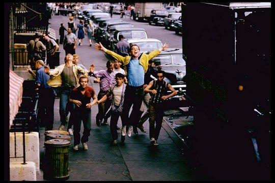 西城故事 West side story 1961