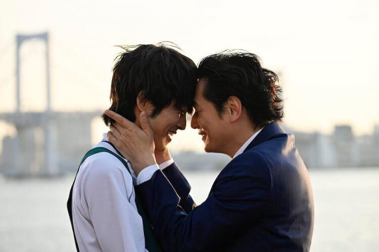 日劇《要是當時吻了他》。