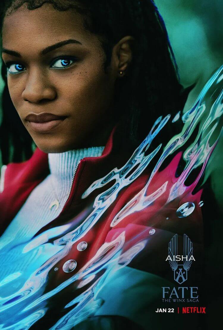 艾伊莎 (Aisha)/水之仙子。