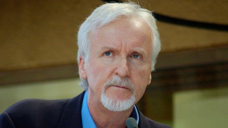 《鐵達尼號》導演詹姆斯卡麥隆。