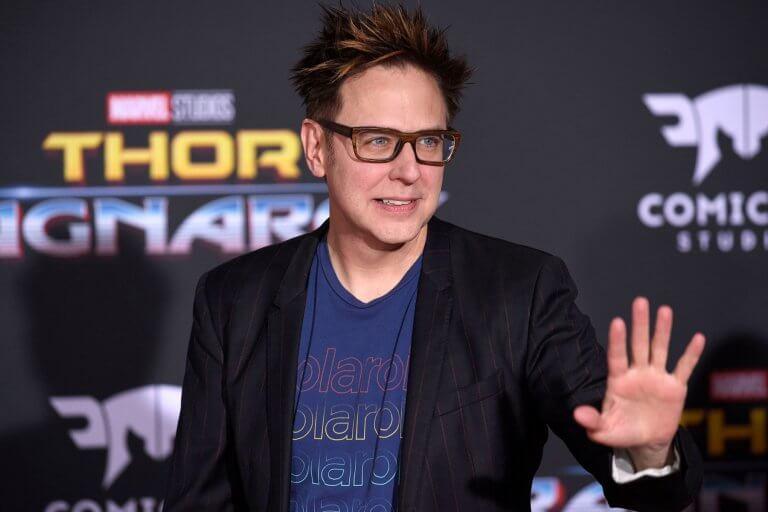 詹姆斯岡恩在接下 DC 重啟版《自殺突擊隊》編導工作後又回歸漫威《星際異攻隊 3》的製作團隊陣容。