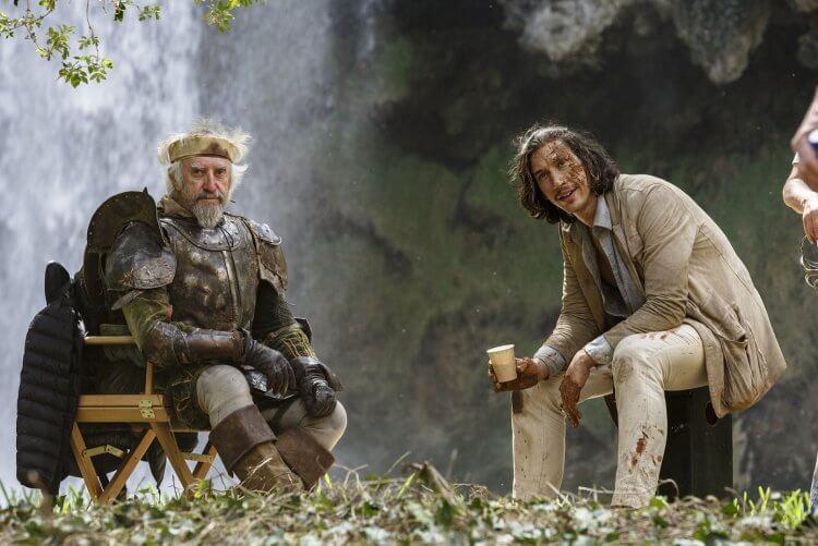 強納森普萊斯與亞當催佛主演,改編自著名小說的電影《誰殺了唐吉軻德》正映照導演泰瑞吉廉的電影夢。