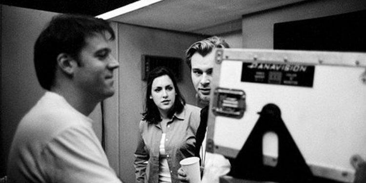 諾蘭與他的老婆艾瑪托馬斯 (Emma Thomas) 共同製作電影。