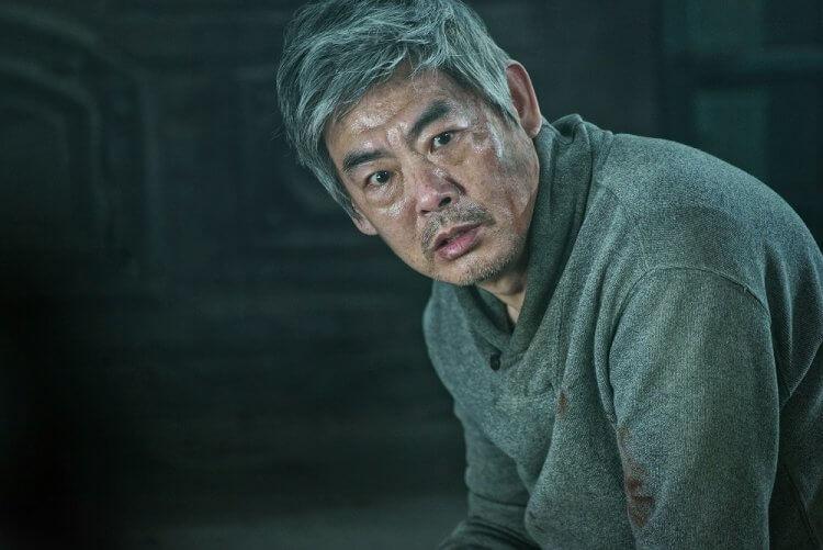 韓國電影《變身》(Byeonshin) 中的成東鎰,飾演飽受惡魔騷擾的男子。