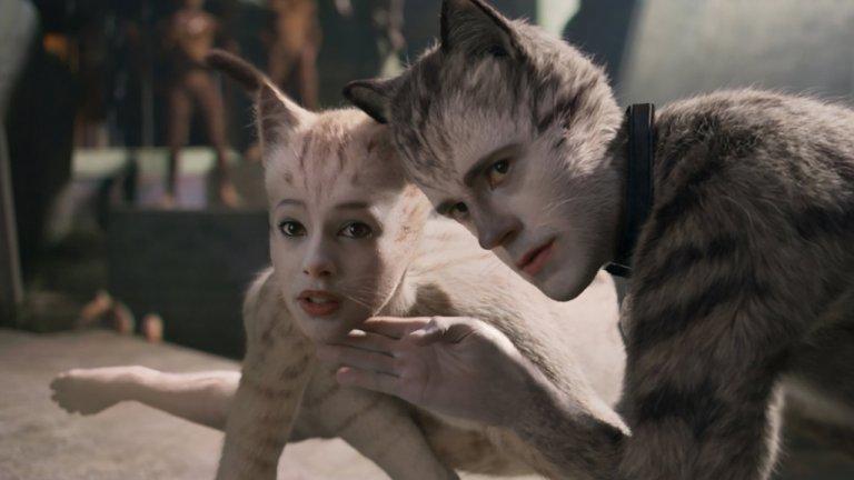 【影評】《貓》:這部改寫電影定義的貓電影,證明人類承受痛苦的極限是很高的