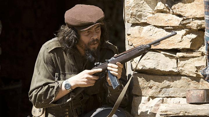 史蒂芬索德堡 執導作品《 切·格瓦拉 》(Che)。