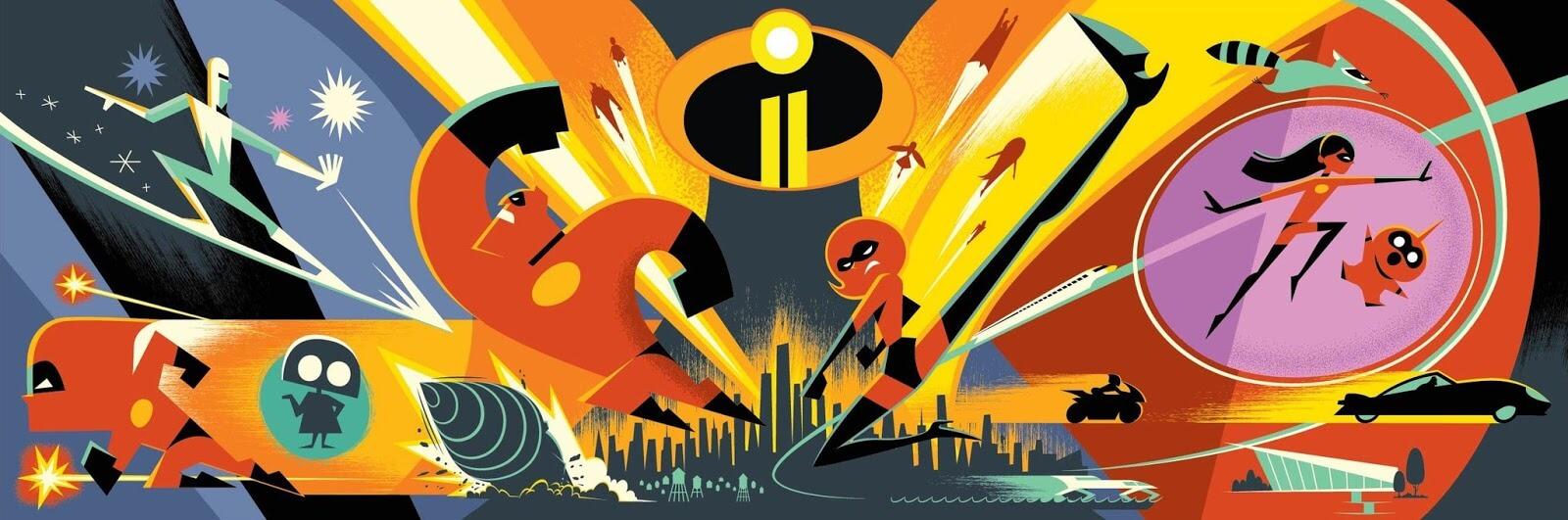 超人特攻隊2 (Incredibles 2) 皮克斯最佳續集誕生