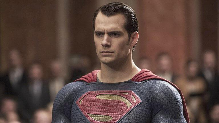 亨利卡維爾 /《超人:鋼鐵英雄》