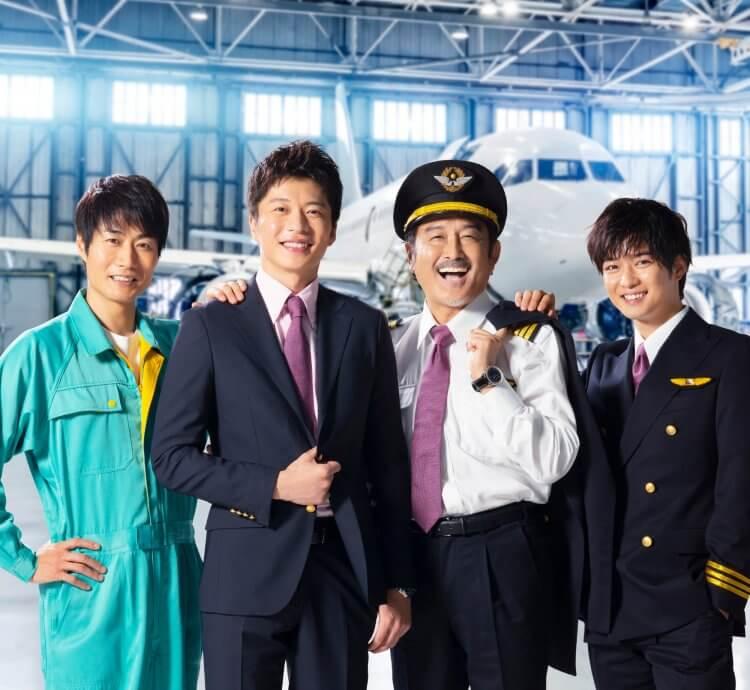 從單元劇延伸影集及同名電影的日片《大叔的愛》將推出全新第二季影集,田中圭、吉田鋼太郎等日劇熟面孔再度集結共演。