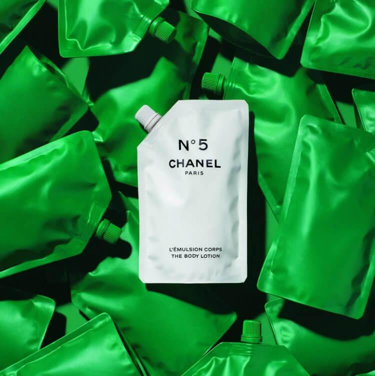 CHANEL Factory 5 直立式身體乳液