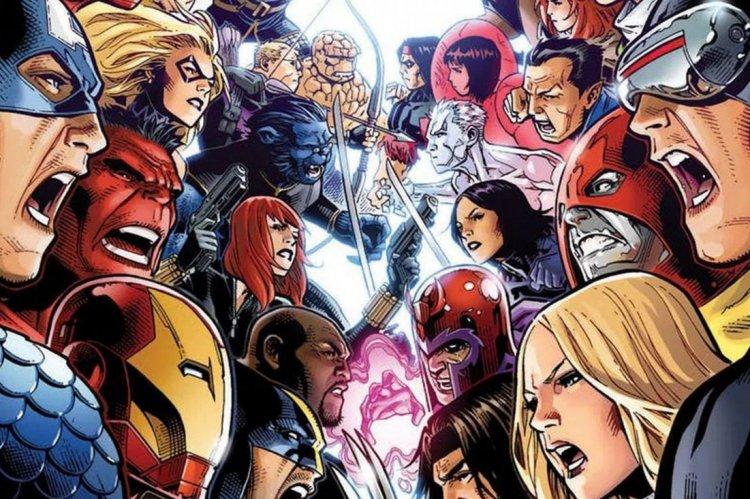 迪士尼在今年正式收購了X戰警系列的版權