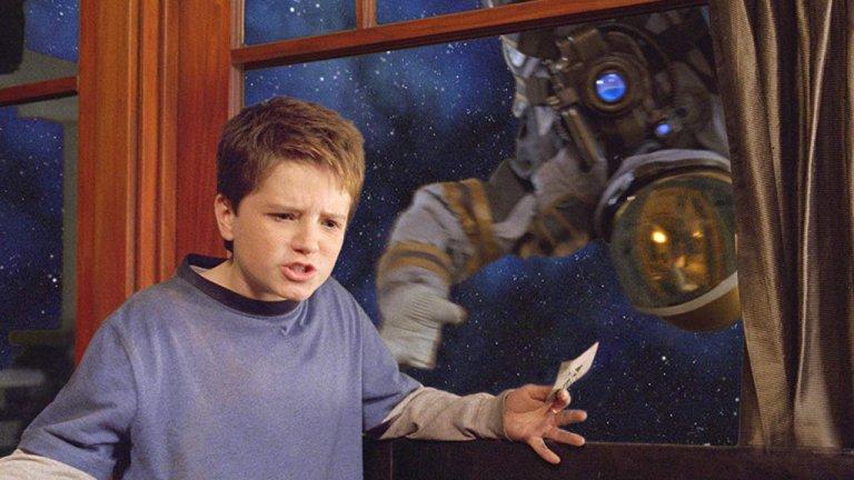 你知道《野蠻遊戲》系列還有這部嗎?2005年強法夫洛執導的《迷走星球》帶你來場太空版冒險之旅