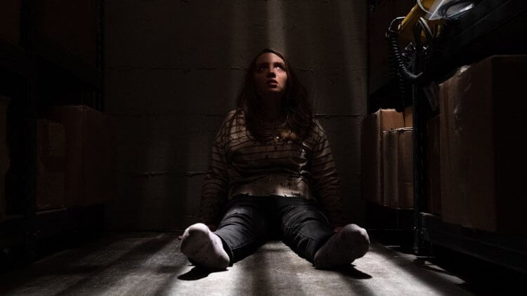 懸疑驚悚新作《逃》是綺拉艾倫 (Kiera Allen) 首度主演的電影。