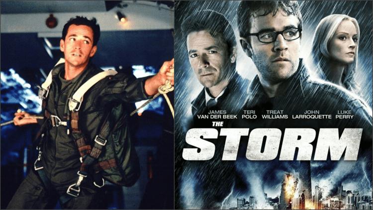 1999 年電影《風暴》(Storm)& 2009 年迷你影集《風暴》。