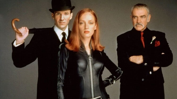 1998 年電影《復仇者》。